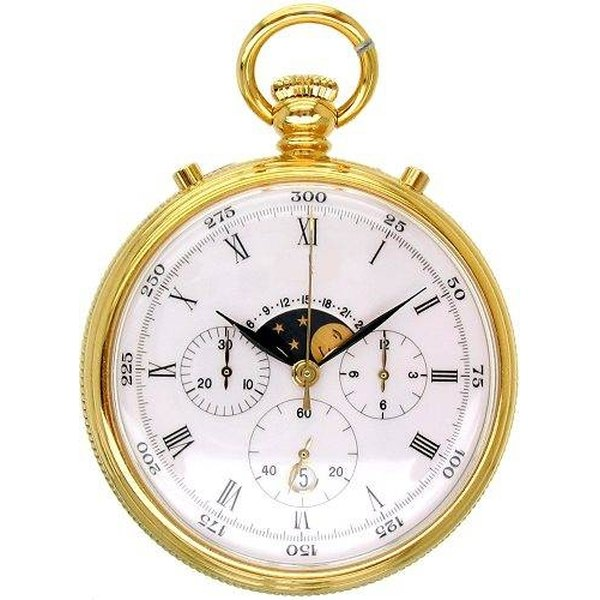 How Does a Pocket Watch Work?