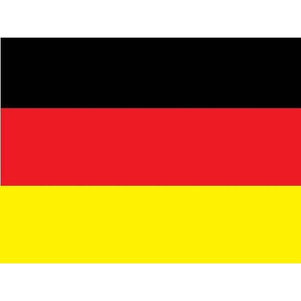 what do the colors on the german flag represent synonym