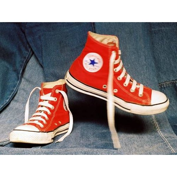 The History of Converse Shoes