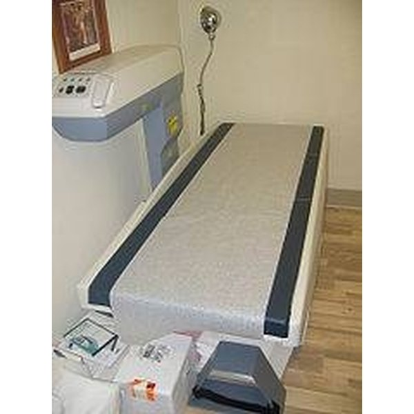 Dual Energy X-ray Absorptiometry (DEXA) Machine