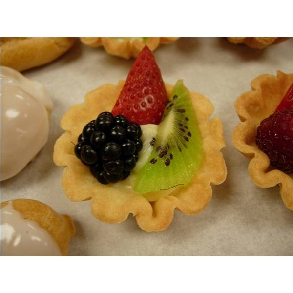 How to arrange a dessert buffet table our everyday life miniature fruit tarts watchthetrailerfo