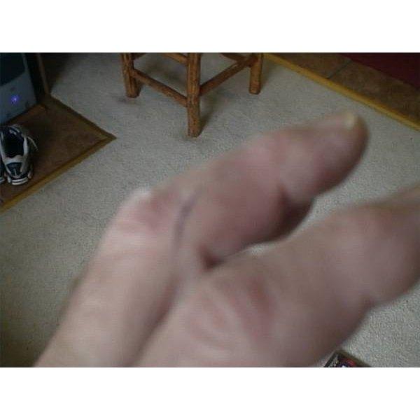 Get Pen Ink Off of Hands