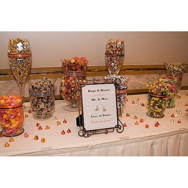 How To Save Money On Containers For Your Wedding Candy Buffet