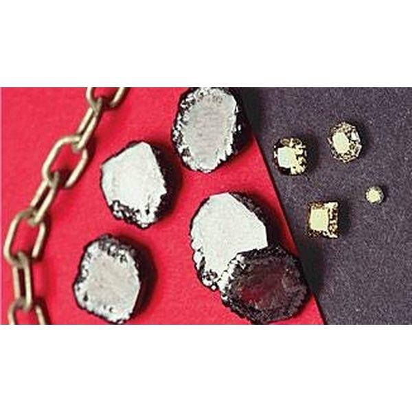 "Carbon ""rains"" onto diamond seeds"