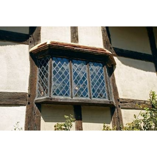 Definition of a Cantilevered Bay Window