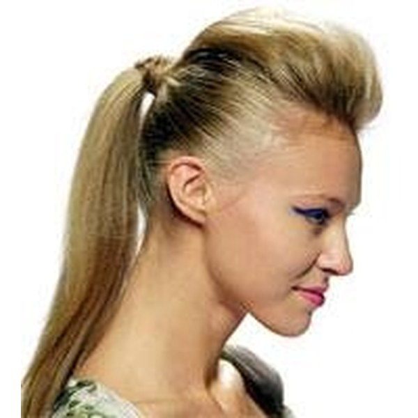 Use Ponytail Extensions