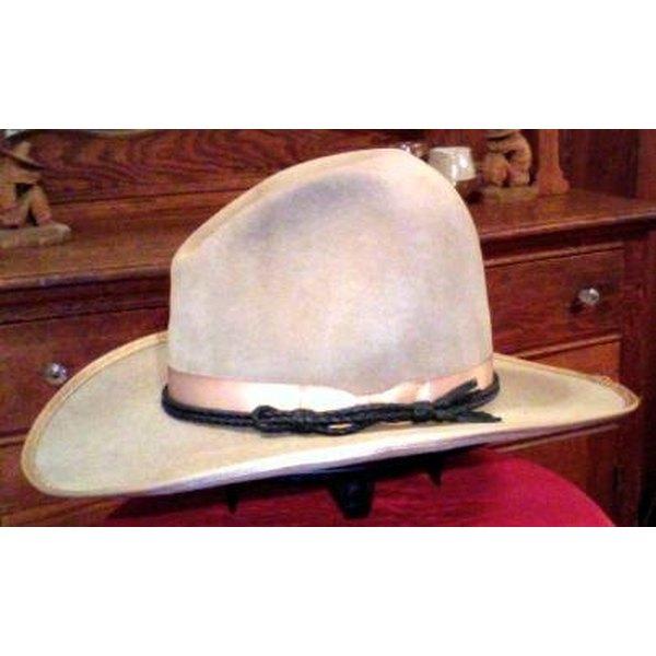 Clean a Stetson Hat