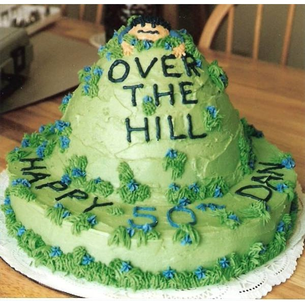 Over the Hill Party Ideas Our Everyday Life