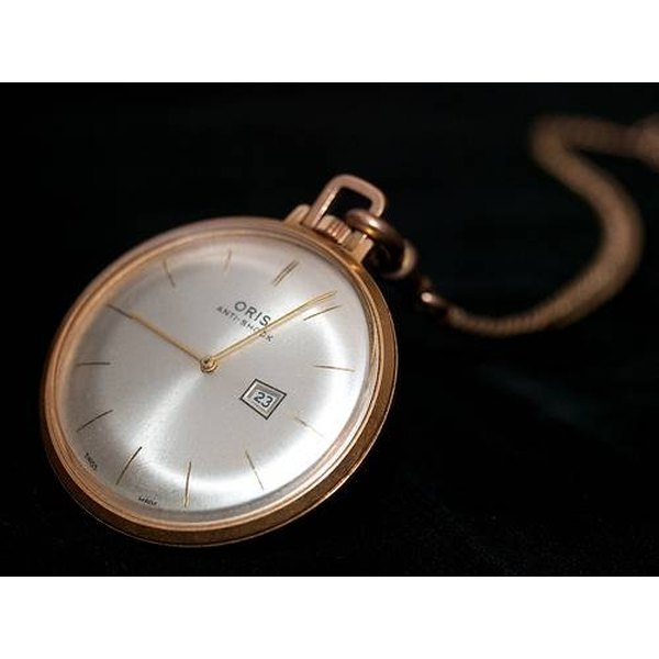Wearing Pocket Watches