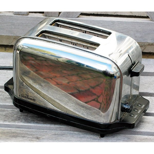 The History of Pop-Up Toasters
