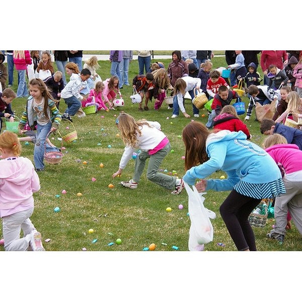Christian Meaning Of Easter Egg Hunt Synonym