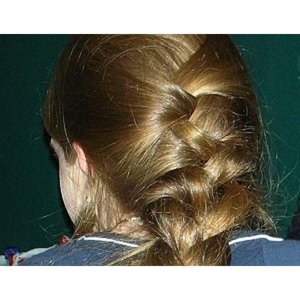 The Attractive and Popular French Braid