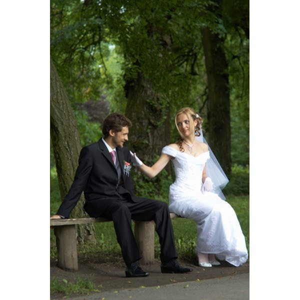 It is important to register for a marriage with the local government prior to the wedding ceremony.