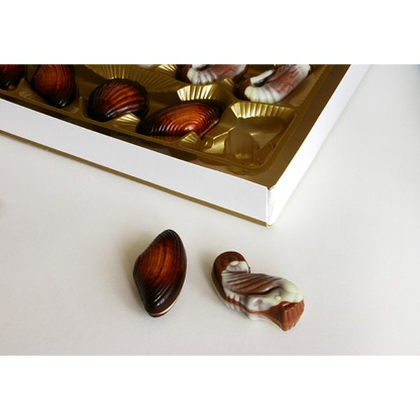 Chocolates are appropriate gifts for Romanian visitors.