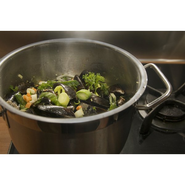 Pressure cookers work well to steam meats and vegetables without added fat.