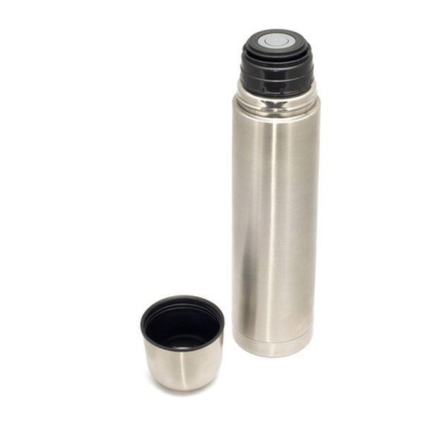 A good thermos made of food-grade stainless steel will keep your coffee hot and fresh.