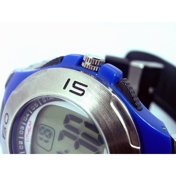 Following a few instructions will help you easily set the time on your Casio G-Shock watch.