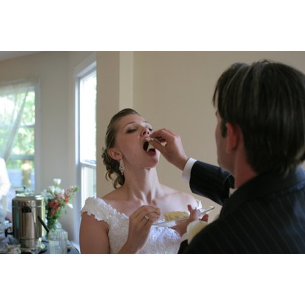 Wedding Day Lunch Ideas For The Bridal Party