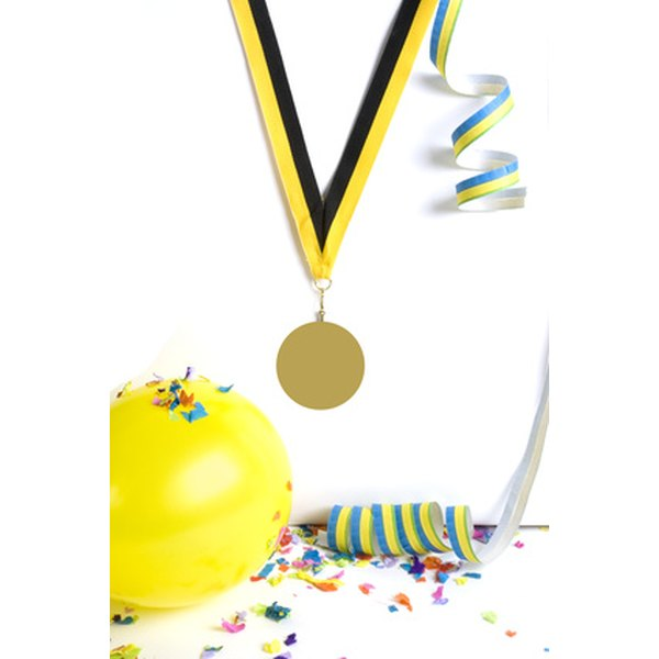 Giving trophies or favors to winners may cause a party meltdown with younger children who didn't win.