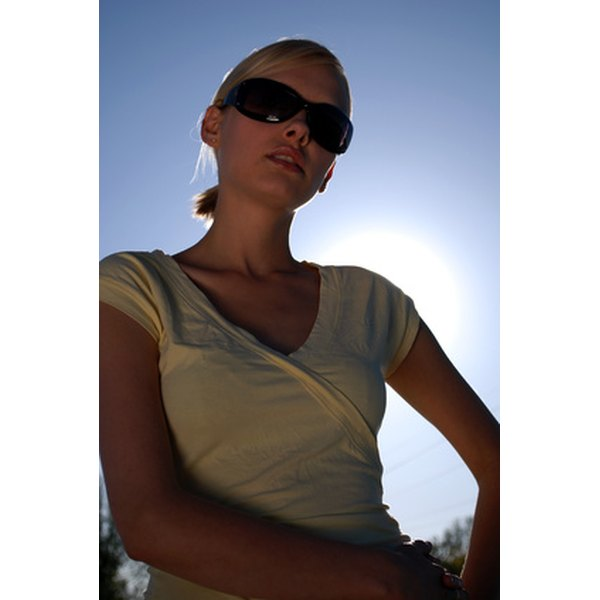 A pair of good sunglasses will help you enjoy outdoor activities more.