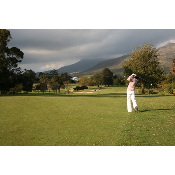 A trip to a golf course could be an ideal gift for a 41-year-old