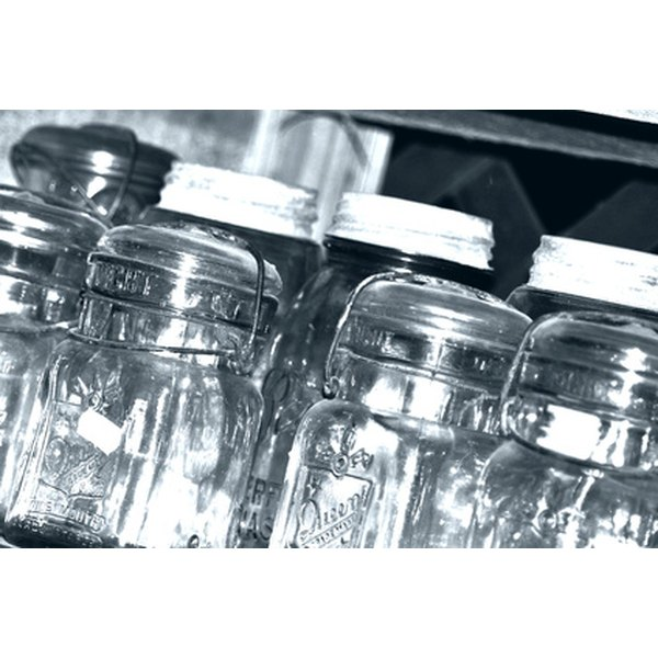 For pint jars or other sizes, canning instructions will be different.