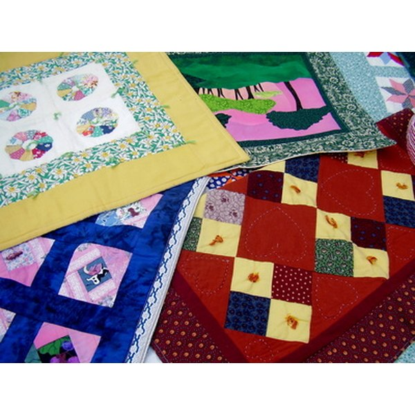 At your next quilting gathering, incorporate a few games.