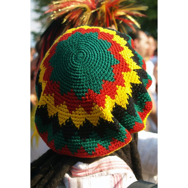 Green, red, yellow and black is a must-have color scheme at your reggae party.