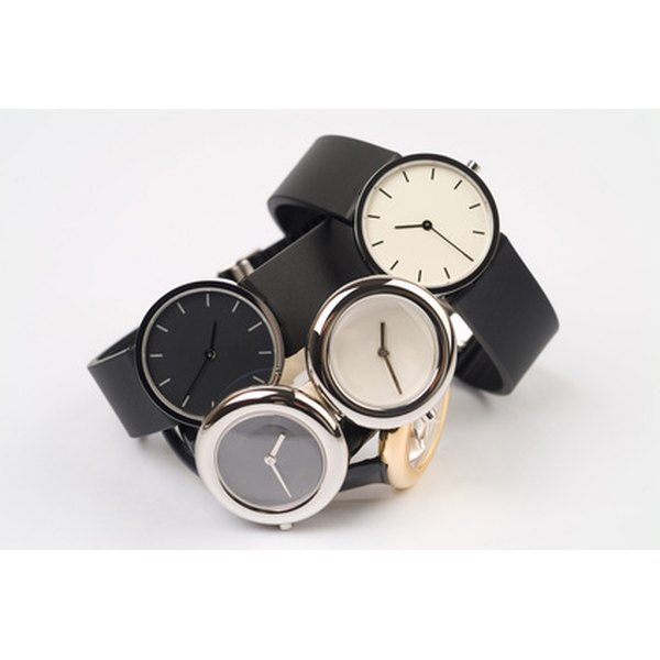 The invention of watches preceded their manufacturing by approximately 300 years.