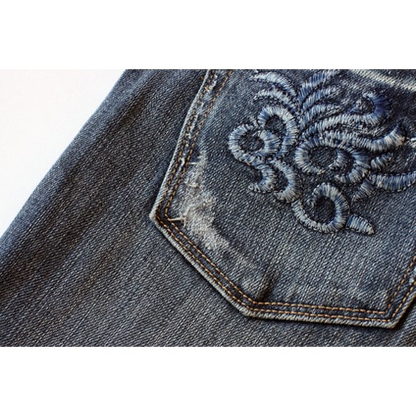 Diesel jeans come pre-washed, making them harder to shrink.