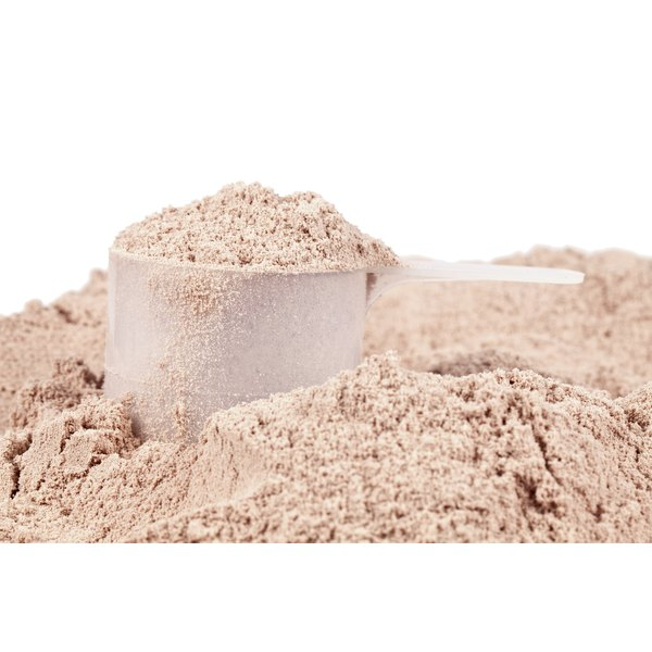 Fast-absorbing whey helps with muscle recovery, but it also triggers an insulin response.