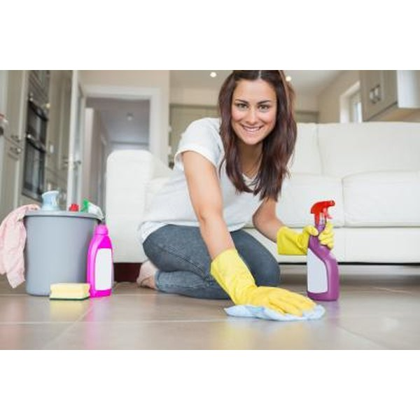 show your cleaner your appreciation during the holidays