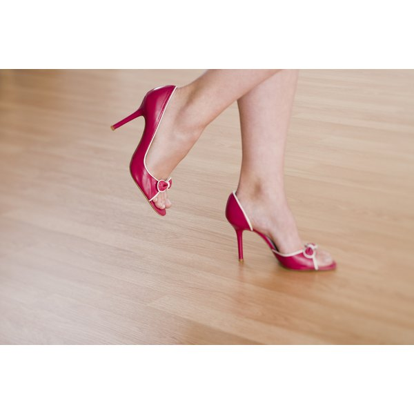 Get the most wear out of your cherished heels.