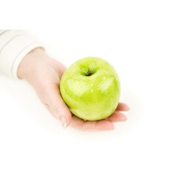 Apples may help fight hair loss and pattern baldness.