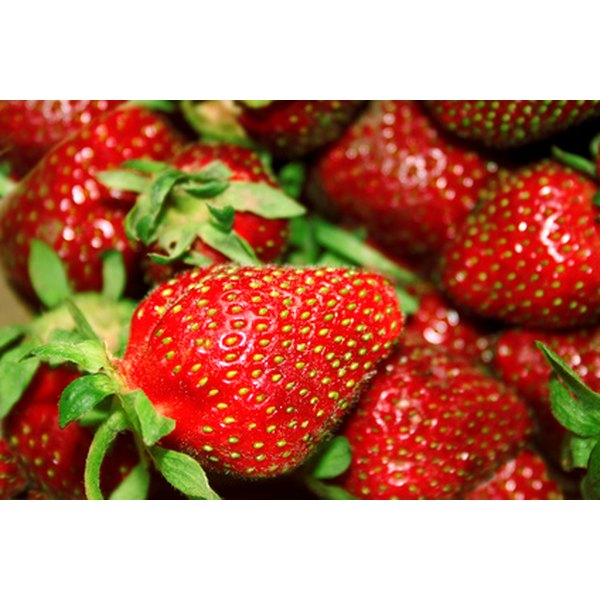 Strawberries are a natural source of salicylic acid, a proven acne fighter.