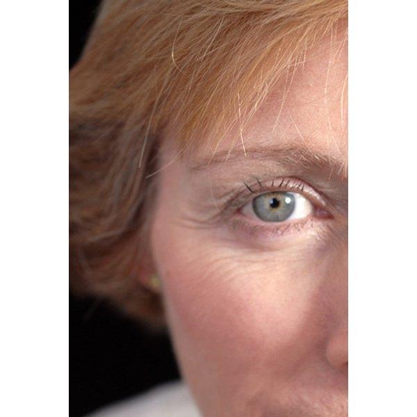 "Olay eye creams help reduce the appearance of ""crow's feet"" wrinkles."