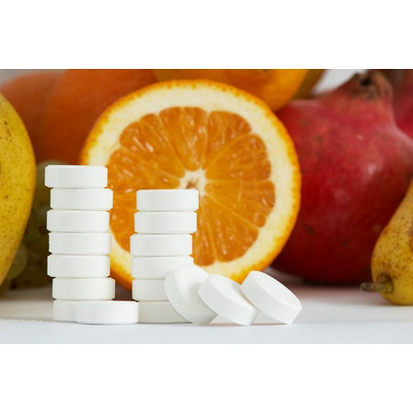 Recommended daily vitamin intake depends on your age, gender and overall health.
