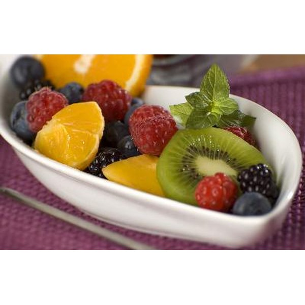Fruit pectin is a fiber found in various fruits.