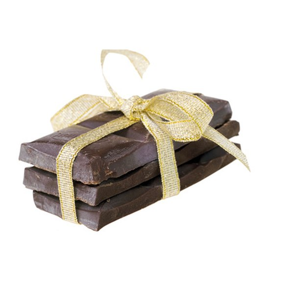 Dark chocolate is loaded with health boosting antioxidants.