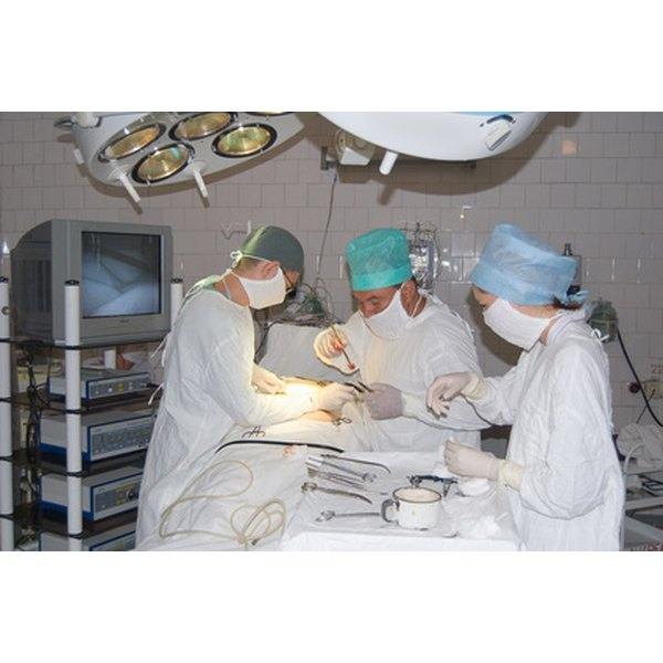 There are numerous types of lumbar spine surgery.