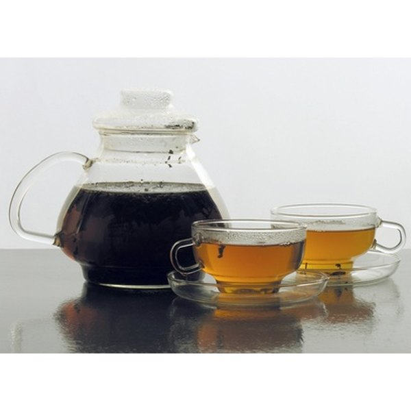 Green tea is a natural source of caffeine.