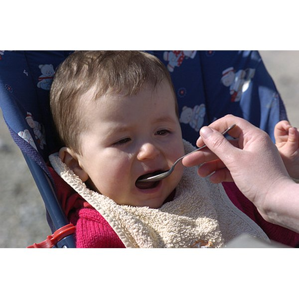 Making your own baby food is a nutritious way to feed your baby.