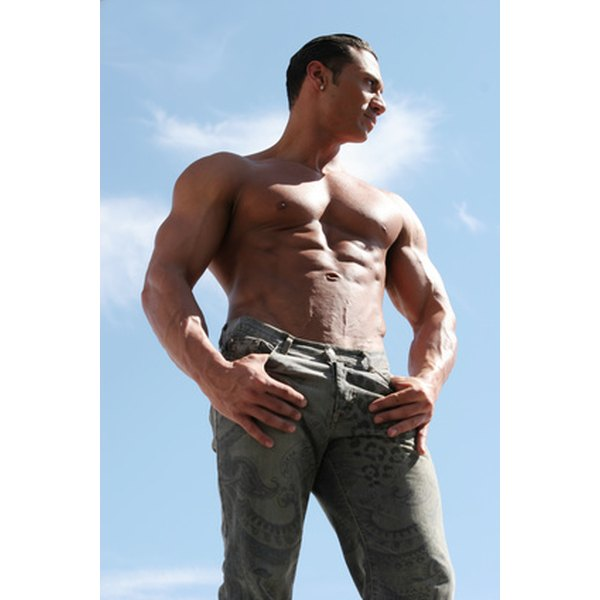 Testosterone supplements are effective muscle builders but can cause side effects.