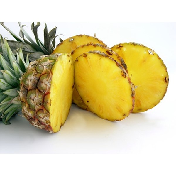 Bromelain, derived from pineapples, may be helpful to reduce facial swelling from sinus infections.