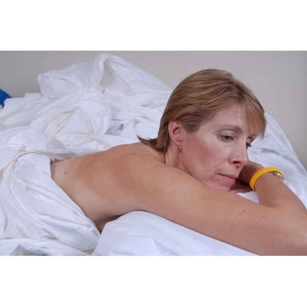 Sleeping difficulties can occur during treatment with Colofac.