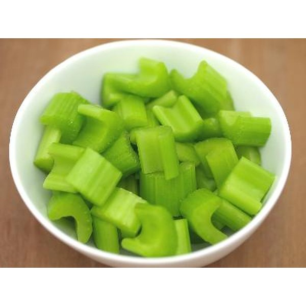Celery is a food that could help you lose weight.