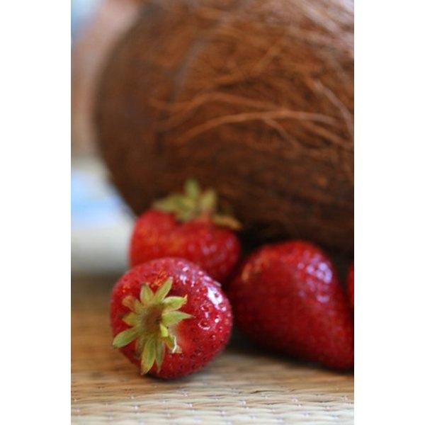 Fruit's natural sugars make it an ideal gluten- and sugar-free dessert choice.