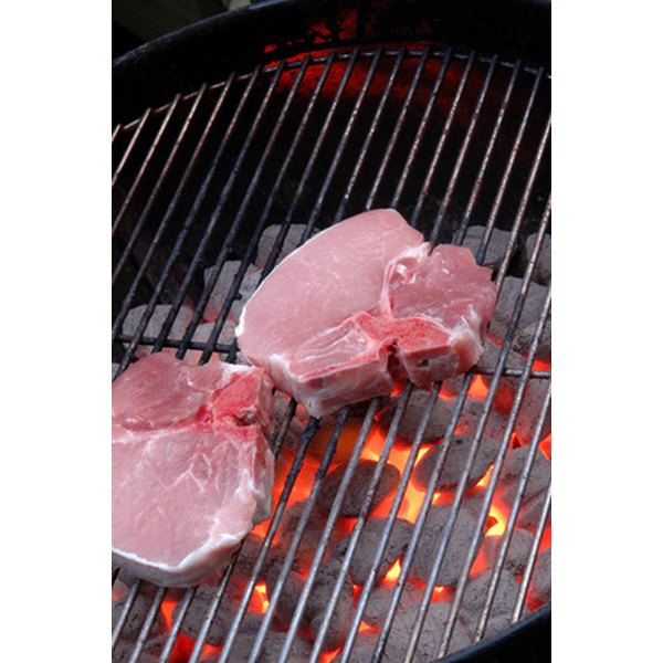 Most hand sanitizers are flammable, so don't use them when barbecueing.