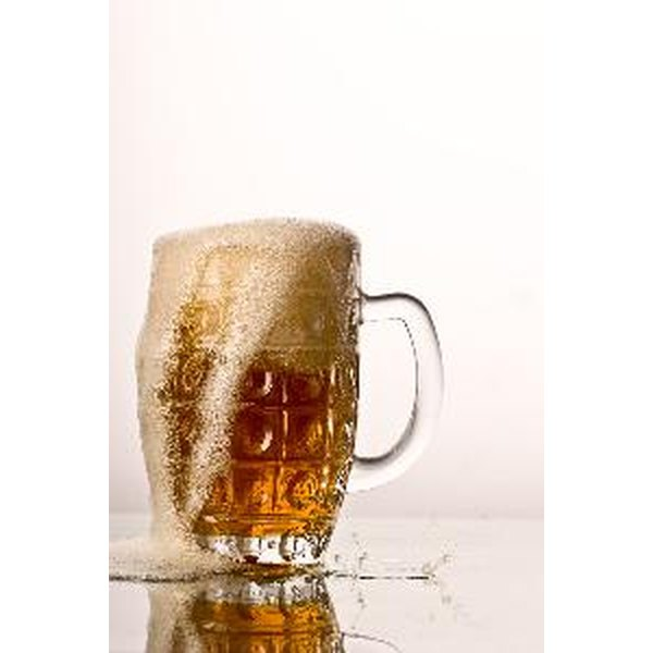 Brewer's yeast helps create the distinctive taste of ale.