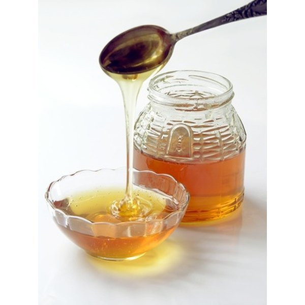 Honey may contain antibacterial properties.